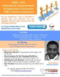MEE Summit Flyer