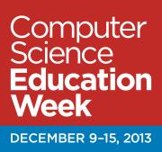 CSEdWeek official logo