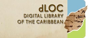 Digital Library of the Caribbean banner logo