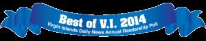 VI Daily News Best of VI logo banner