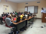 Hidden Genius Project VI presented Hour of Code to 24 students on St. Croix