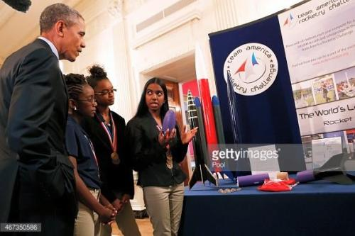 elena-christian-students-white-house-science-fair-GETTYIMAGES