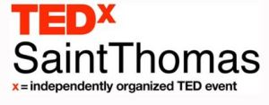TEDxSaintThomasLogo