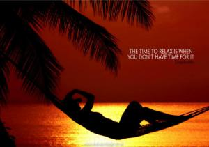 the-time-to-relax