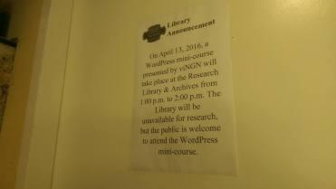 The St. Croix Landmarks Society - ready for Wordpress!