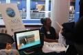 Anita Davis at Parent Conference