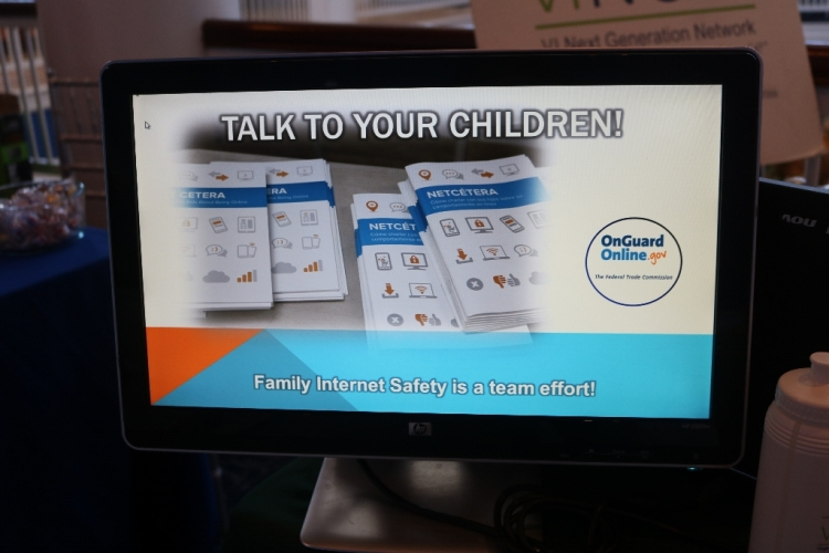 Netcetera Talk to Your Children