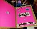 Thank you to Anita Davis!