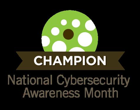 cybersecurity champion logo