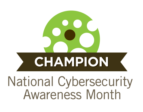 cybersecurity champion logo