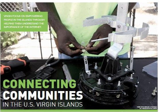 Read about viNGN in Sustainable Business Magazine