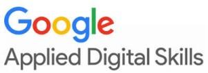 google applied digital skills logo
