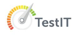 TestIT app icon